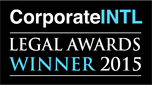 Corporate Intl Legal Awards 2015